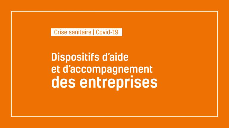 Crise Covid19 aides entreprises