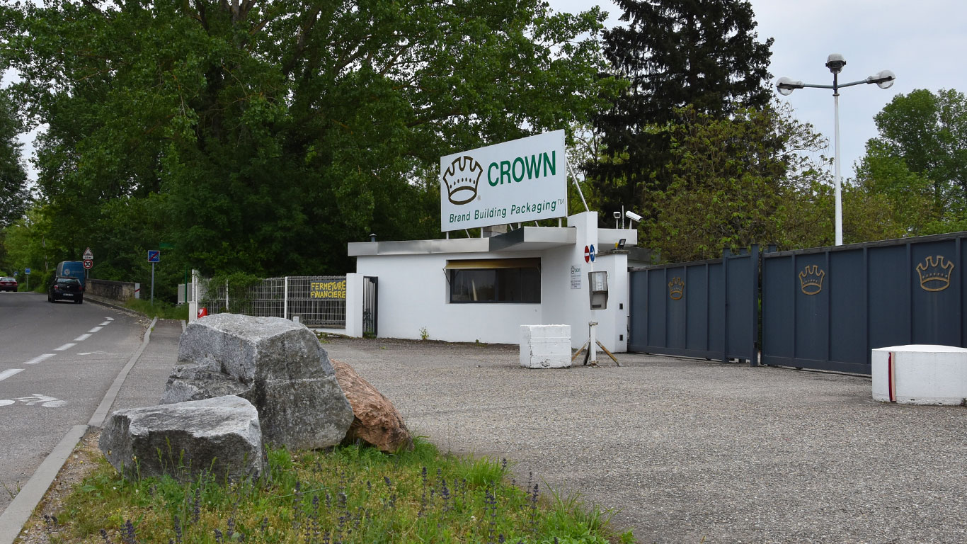 Revitalisation Crown