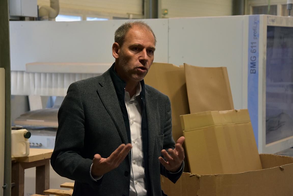 Hervé HOFF, Directeur général IMAGE