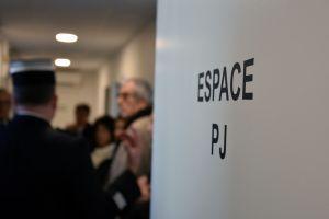 Inauguration des nouveaux locaux de la gendarmerie de Brignais