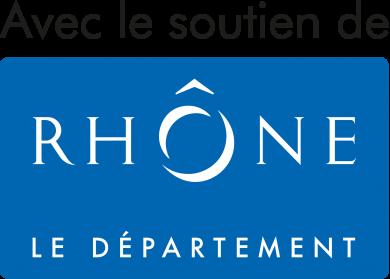 logo Rhône (c) cartouche bleu soutien edition