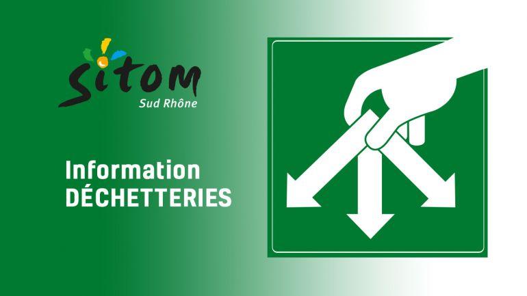 Déchetteries Sitom